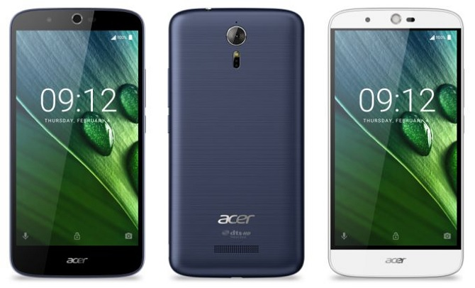 Acer Liquid Zest Plus sẽ ra mắt vào tháng 7: pin 5000 mAh, giá 199 USD