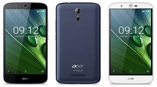 Acer Liquid Zest Plus pin 5.000 mAh sẽ ra mắt vào tháng 7, giá 199 USD