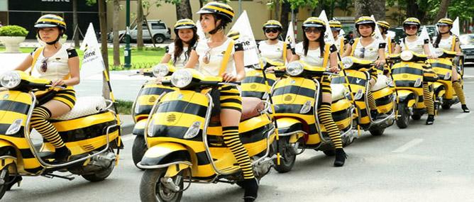Beeline rút khỏi thị trường Việt Nam