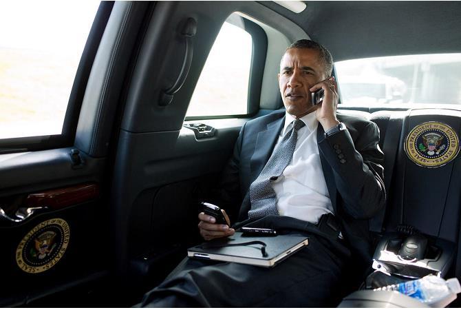 Tổng thống Obama tiết lộ lý do không thể dùng iPhone
