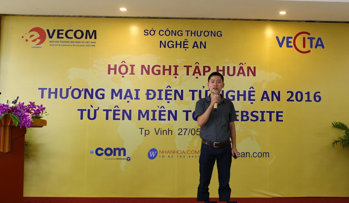 Thương mại điện tử mở rộng cơ hội kinh doanh tại Việt Nam
