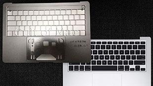 Macbook Pro mới sẽ có thêm dãy phím cảm ứng