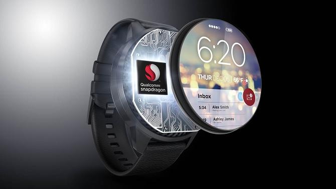 Qualcomm giới thiệu chip Snapdragon Wear 1100 dành cho các thiết bị đeo cấp thấp