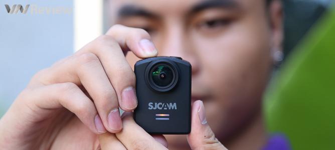 Đánh giá camera hành động SJCAM M20