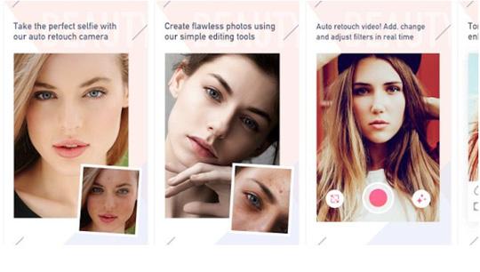 10 ứng dụng chụp ảnh selfie tốt nhất cho Android