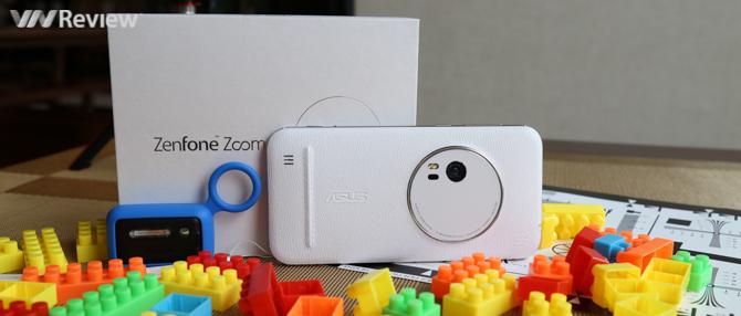 Đánh giá camera ZenFone Zoom: Zoom quang học, flash xenon cho ảnh tốt không?