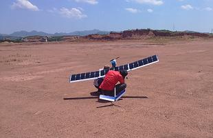 Máy bay không người lái của 5 thế hệ sinh viên Bách khoa