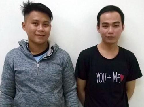 2 nam sinh lên kế hoạch trộm hàng chục iPhone, iPad