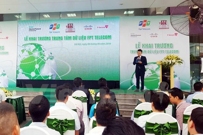 FPT Telecom khánh thành mở rộng 2 trung tâm dữ liệu tại Hà Nội và TP.HCM