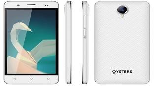 Oysters SF: smartphone chạy Sailfish OS đầu tiên không do Jolla sản xuất