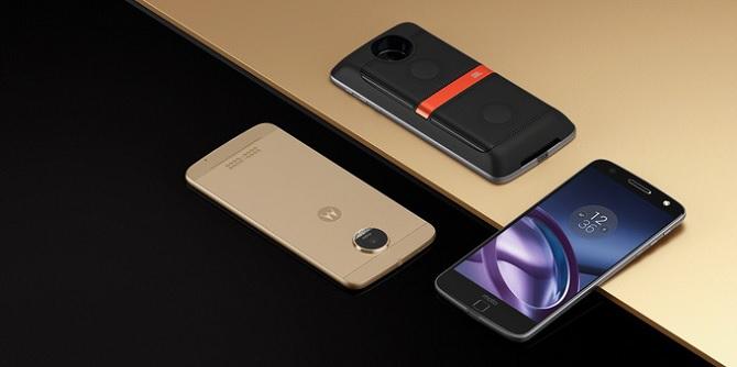 Lenovo chính thức giới thiệu Moto Z: thiết kế mỏng, cấu hình mạnh mẽ