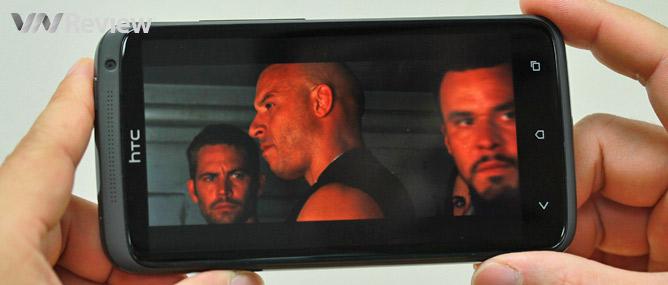 Đánh giá HTC One X