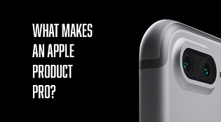 Concept iPhone 7 Pro với Apple Pencil và Smart Connector