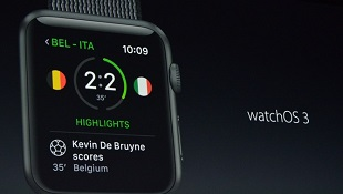 Apple ra mắt watchOS 3, mở ứng dụng nhanh hơn 2-7 lần