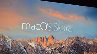 Apple đổi tên OS X thành macOS, tích hợp sẵn Siri và Apple Pay