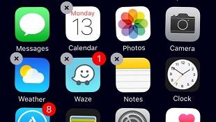 iOS 10 cho phép gỡ bỏ ứng dụng mặc định