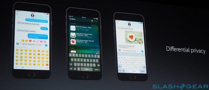 Khác biệt nhất giữa iOS 10 và Android N