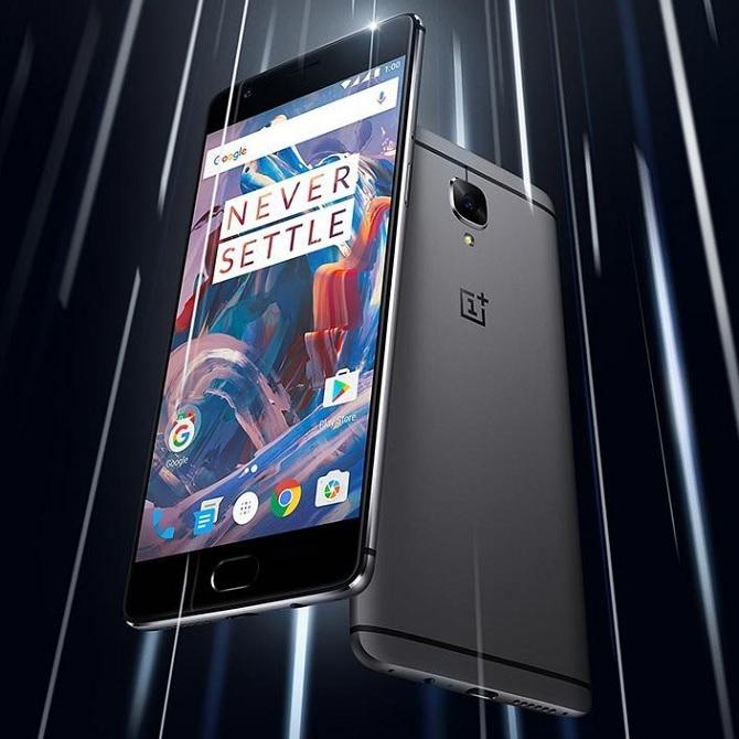 OnePlus 3 chính thức trình làng: chip Snapdragon 820, RAM 6 GB, màn hình 5.5 inch