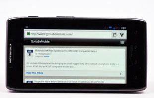 "Những website ""ngốn"" pin smartphone nhất"