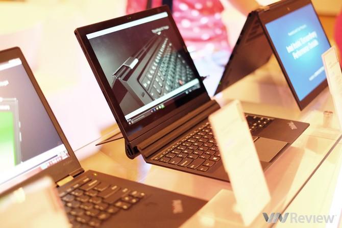 Lenovo ra mắt loạt sản phẩm ThinkPad X1 mạnh mẽ