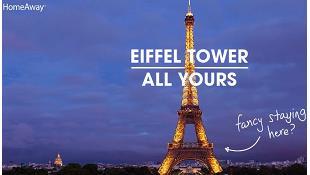 Ở miễn phí tại căn hộ tuyệt đẹp bên trong tháp Eiffel mùa Euro