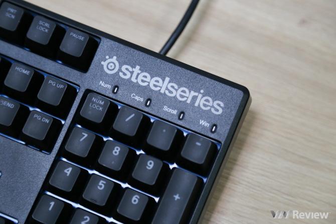 Đánh giá chi tiết phím cơ SteelSeries M500