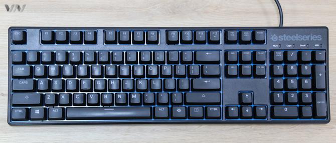 Đánh giá chi tiết phím cơ SteelSeries M500: Chất lượng hơn số lượng