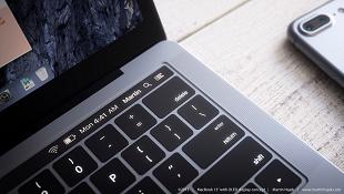 macOS Sierra xác nhận Touch ID và màn hình OLED trên MacBook mới