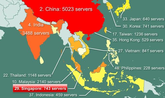 Thị trường chợ đen đang rao bán hơn 841 máy chủ Việt Nam bị hack