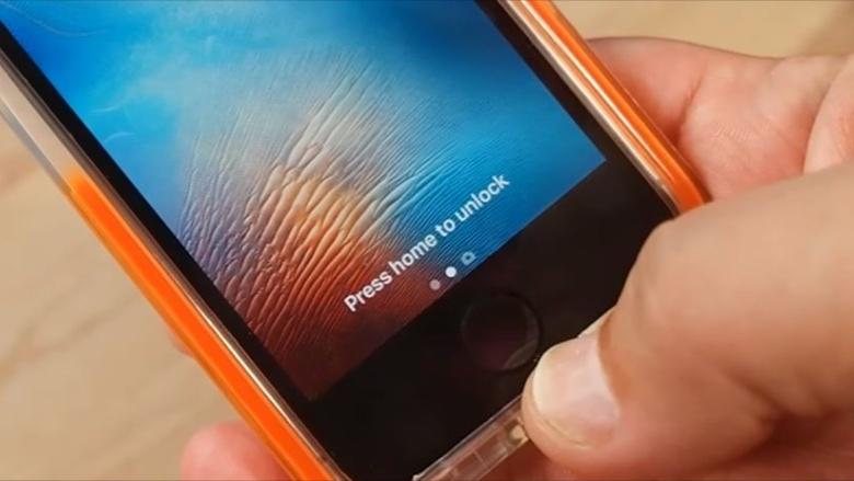 Người dùng Việt 'phát điên' vì cách mở khoá trên iOS 10