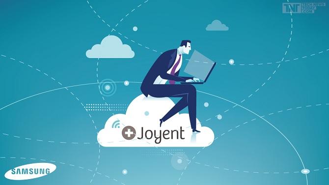 Samsung toan tính gì khi mua lại nhà cung cấp đám mây Joyent?