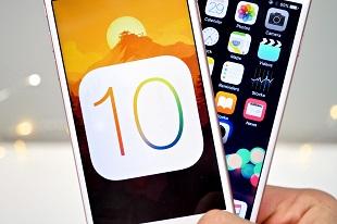 iOS 10 làm tăng dung lượng bộ nhớ trong?