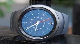 Lộ smartwatch mặt tròn chạy Tizen OS của Samsung