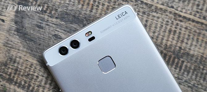 Trên tay Huawei P9 chính hãng: hoàn thiện tốt, camera kép Leica thú vị