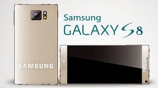Galaxy S8 sẽ có màn hình UHD, trang bị máy ảnh kép