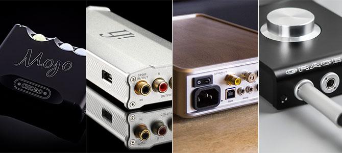 Sự trỗi dậy mạnh mẽ của những chiếc amp/DAC tầm trung