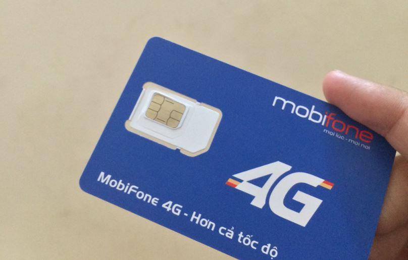 Mobifone công bố gói cước 4G, giá từ 120 ngàn đồng