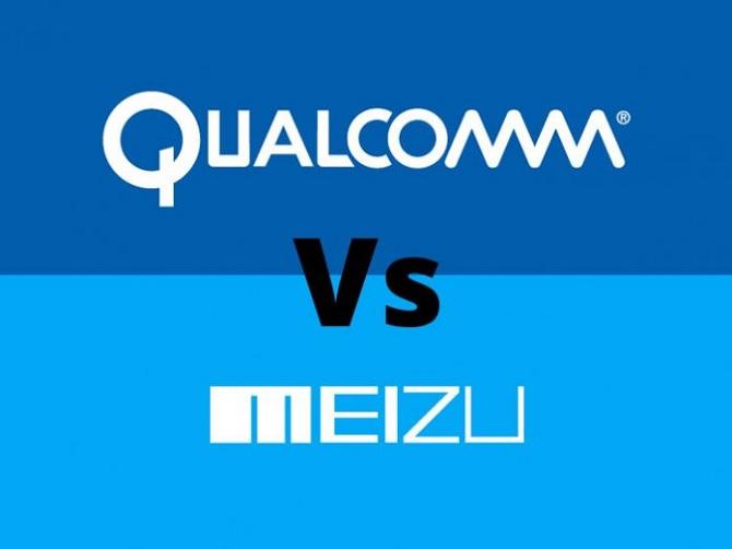 Qualcomm kiện Meizu ở Trung Quốc vì vi phạm bản quyền 3G, 4G