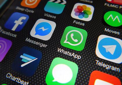 Các ứng dụng tin nhắn đe dọa sự sống còn của mạng xã hội
