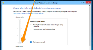 Không thể chỉnh sửa gì trên laptop?