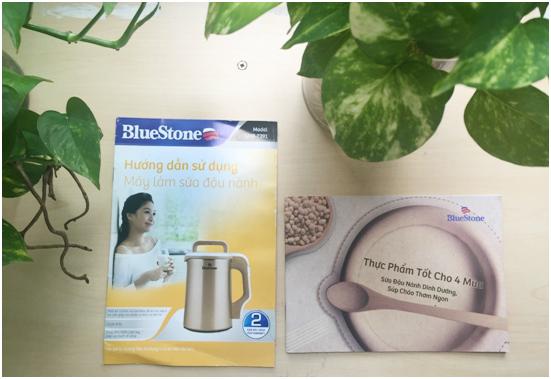 Đánh giá máy làm sữa đậu nành đa năng BlueStone SMB-7391