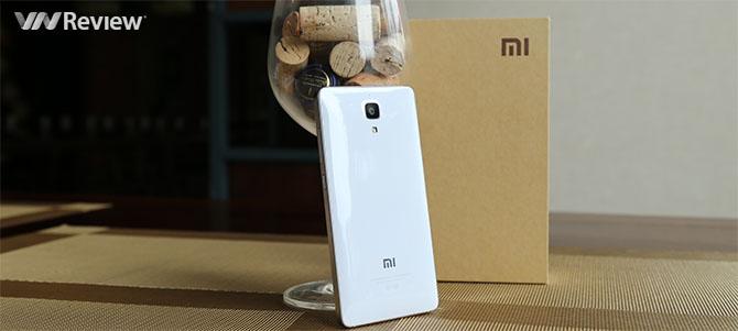 Trải nghiệm nhanh Xiaomi Mi4 chính hãng: bạn được gì với 3 triệu đồng?