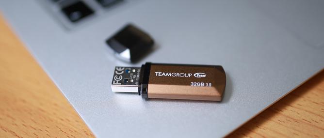 Tặng bạn đọc 10 chiếc USB Team Group: USB 3.0, 32GB