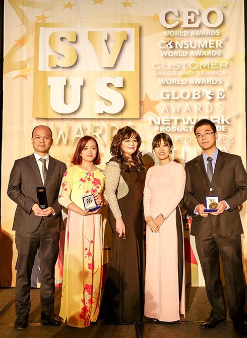 Viettel có 3/3 sản phẩm đạt giải IT World Awards