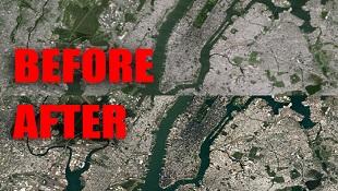 Google Maps nâng cấp chất lượng hiển thị bản đồ