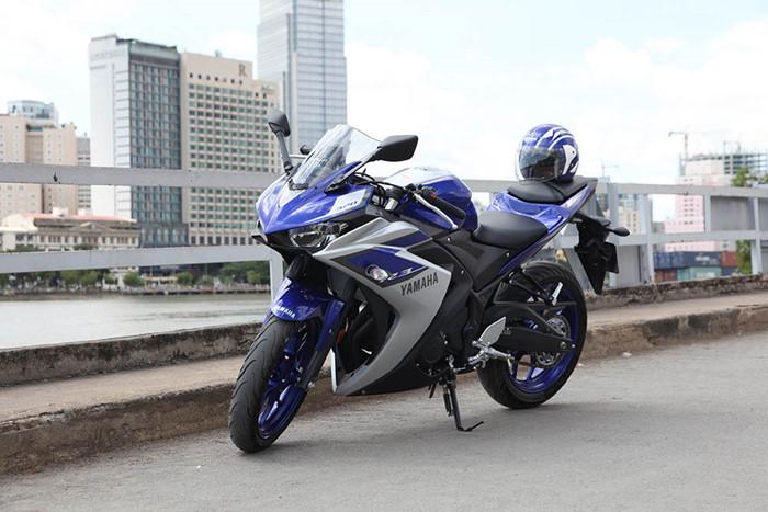 Yamaha Việt Nam triệu hồi 720 chiếc sportbike YZF-R3