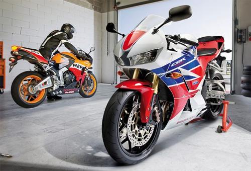 Honda khai tử CBR600RR từ 2017