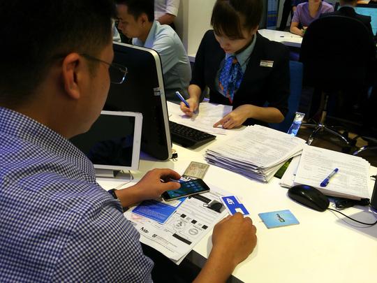 Nhiều người dùng đã bắt đầu đi đổi SIM 4G