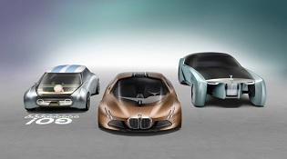 BMW, Intel và Mobileye hợp tác sản xuất xe tự động