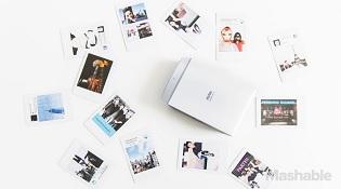 Trải nghiệm máy in ảnh bỏ túi mới ra mắt của Fujifilm